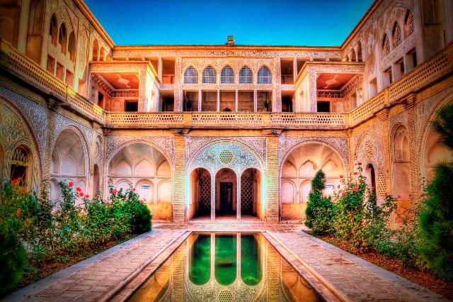 Abbasian-House-kashan-1379249554