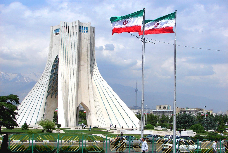 Tehran-Azadi-Tower